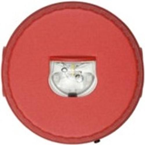 Fulleon Solista LX Sikkerheds stroboskoplys - 60 V DC - Visuelt - Væg Monterbar - Red, Red
