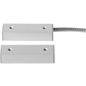 Vanderbilt MK-2400-S1 Kabel Magnetkontakt - N.C. - For Port, Door, Rullegardin - Overflademontering