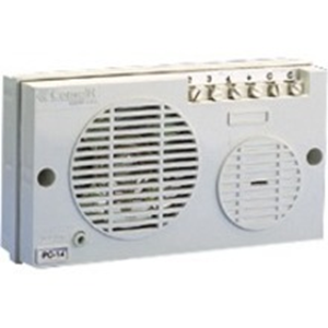 Comelit Højttaler/mikrofonmodul til Dørindgangspanel - Adgangs Kontrol, Door - Vandalsikret - Hvid