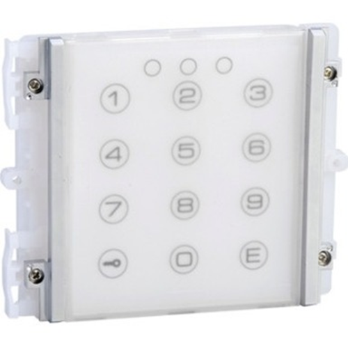 Comelit iKall til Intercomsystem - Outdoor, Door - Plastik, Stål - Blå, Hvid