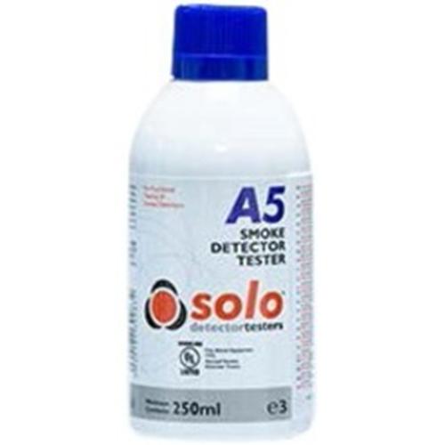 Solo A5 Røgdetektortester - Til Røgalarm