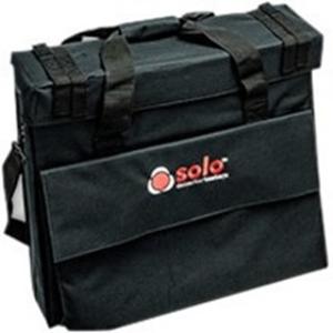 Solo 610 Bæretaske Røgalarm, Test Udstyr, Stav, Oplader, Værktøj, Dåse - Beskadigelsesbestandig indendørs - 550 mm Højde x 450 mm Bredde x 110 mm Dybde