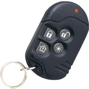 Visonic KF-234 PG2 4 Buttons Keyfob sender - RF - 868 MHz