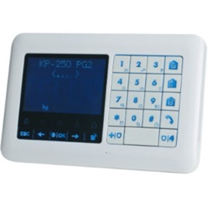 Visonic KP-250 PG2 tastatur