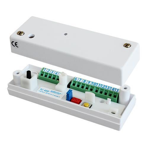 Alarmtech til Detektorer, Alarmsystem - Sabotagesikret - Plastik - Hvid