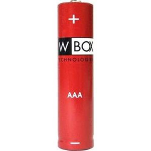 W Box Multifunktion Batteri - AAA - Alkaline - 12 Pak