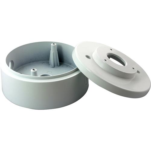 W Box WBXCA0001 Mounting Box til Overvågningskamera - Hvid
