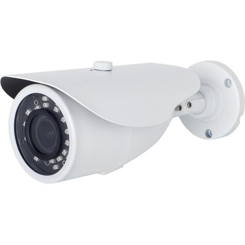 W Box WBXIB28124MW 4 Megapixel Netværkskamera - Monokrom, Farve - 40 m Night Vision - Motion JPEG, H.264, H.265 - 2592 x 1520 - 2,80 mm - 12 mm - 4,3x Optical - CMOS - Kabel - Kugle