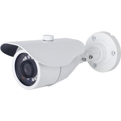 W Box WBXIB364MW 4 Megapixel Netværkskamera - Monokrom, Farve - 30 m Night Vision - Motion JPEG, H.264, H.265 - 2592 x 1520 - 3,60 mm - CMOS - Kabel - Kugle
