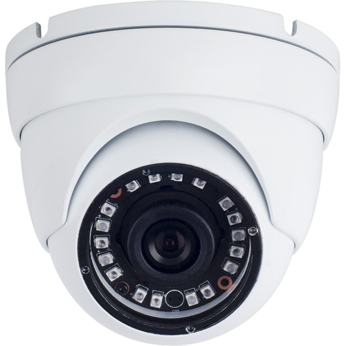 W Box WBXID284MW 4 Megapixel Netværkskamera - Monokrom, Farve - 30 m Night Vision - Motion JPEG, H.264, H.265 - 2592 x 1520 - 2,80 mm - CMOS - Kabel