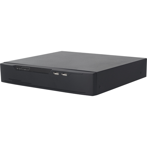 W Box WBXNV04P41S Videoovervågningsstation - 4 Channels - Netværksvideooptager - H.264, MPEG-4 Formats - 30 Fps - 1 Audio In - 1 Audio Out - 1 VGA Out - HDMI