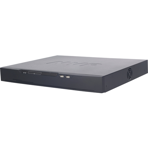 W Box WBXNV08P82S Videoovervågningsstation - 8 Channels - Netværksvideooptager - H.264, MPEG-4 Formats - 30 Fps - 1 Audio In - 1 Audio Out - 1 VGA Out - HDMI