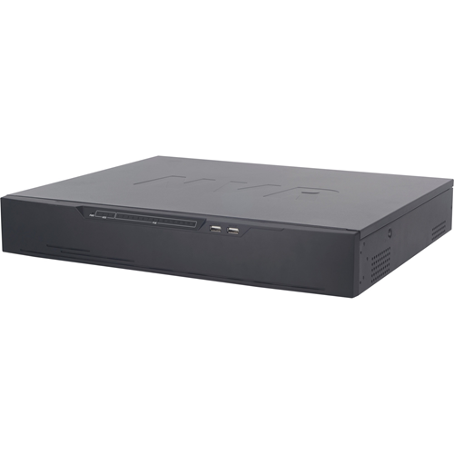 W Box WBXNV16P164S Videoovervågningsstation - 16 Channels - Netværksvideooptager - H.264, MPEG-4 Formats - 30 Fps - 1 Audio In - 1 Audio Out - 1 VGA Out - HDMI