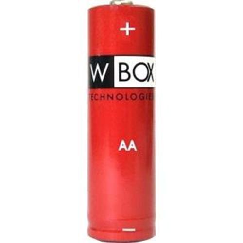 W Box Multifunktion Batteri - AA - Alkaline - 12 Pak