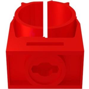 Bisson til rør - Acrylonitrilbutadienstyren Rørclips
