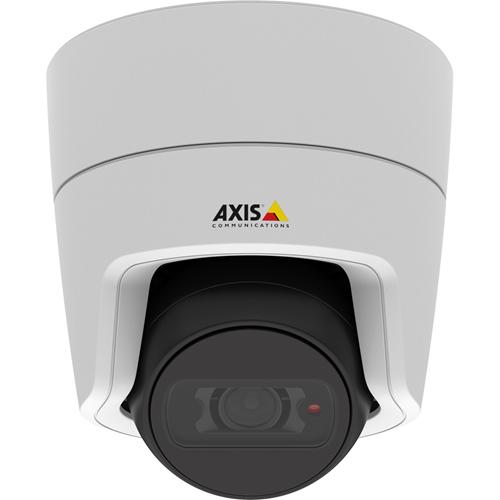 AXIS M3106-LVE Mk II 4 Megapixel Netværkskamera - Kuppel - 15 m Night Vision - H.264, H.265, MPEG-4 AVC, MJPEG - 2688 x 1520 - RGB CMOS - Boksmontering, Pendelmontering, Hjørnemontering, Stangmontering, Loftsmontering, Vægmontering