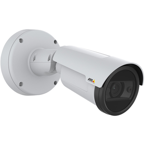 AXIS P1448-LE 8 Megapixel Netværkskamera - Kugle - MJPEG, H.264 - 3840 x 2160 - CMOS