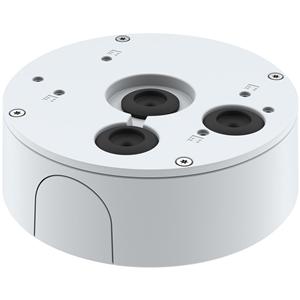 AXIS T94S01P Mounting Box til Netværkskamera - Hvid - 1