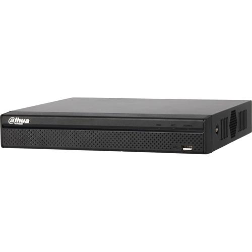 Dahua Lite NVR4104-P-4KS2 4 Kanal Kablet Videoovervågningsstation - Netværksvideooptager - HDMI