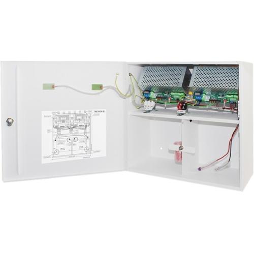 Alarmtech PSV 24100-40 Strømforsyning - 230 V AC Input - 27,6 V DC Output