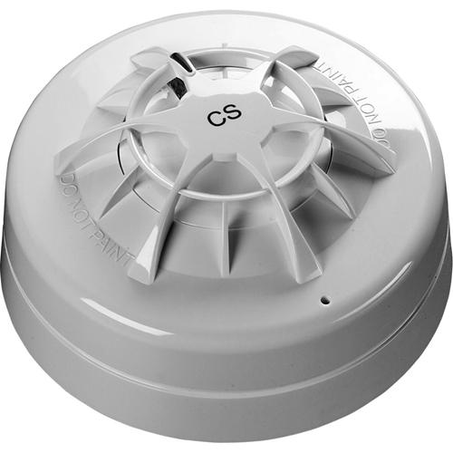 Apollo Orbis Varmedetektor Fast temperatur - Hvid - - % Temperature Accuracy0 til 98%% Humidity Accuracy