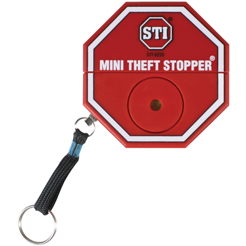 STI Ildslukkeralarm - 105 dB - Hørbar - Red