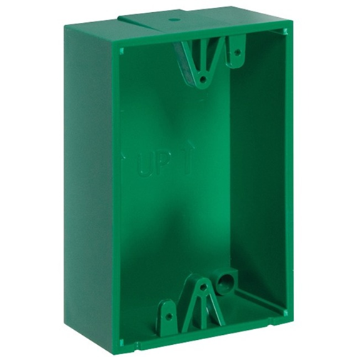 STI KIT-71100A-G Mounting Box - Grøn