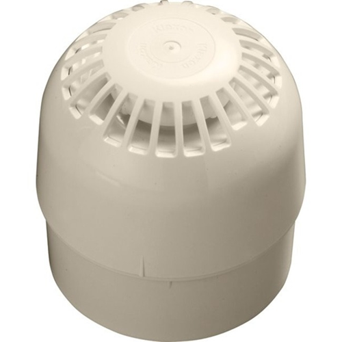 Apollo Security Alarm - Wired - 28 V DC - 100 dB(A) - Hørbar - Overflademontering - Hvid