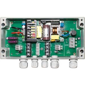 Raytec VARIO Strømforsyning - 50 W - Vægmontering - 120 V AC, 230 V AC Input - 24 V DC Output