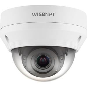 Wisenet QNV-8080R 5 Megapixel Netværkskamera - Kuppel - 30 m Night Vision - MJPEG, H.264, H.265 - 2592 x 1944 - 3,1x Optical - CMOS - Loftsmontering