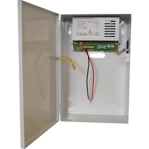 W Box WBXPSU5A12V Strømforsyning - Ekstern - 120 V AC, 230 V AC Input
