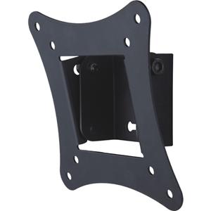 W Box Mounting Bracket til Monitor - Black - 1 Display(s) Supported109,2 cm Skærmsupport - 15 kg Bæreevne - 100 x 100 VESA Standard