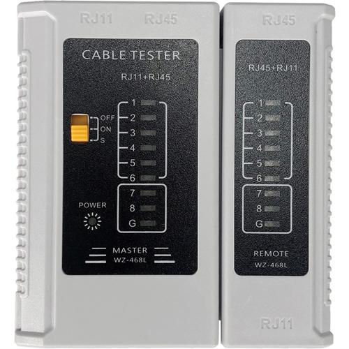 W Box kabel Analyzer - Netværk (RJ-45) - 9V