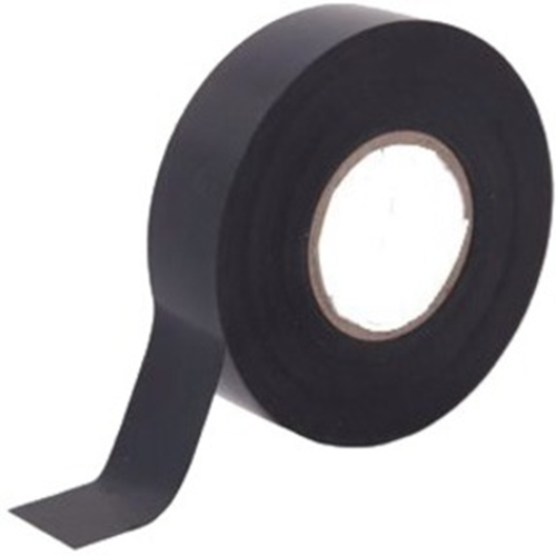W Box Isolerende tape - 20 m Længde x 19 mm Bredde - 1 - Sort