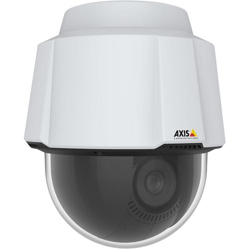 AXIS P5655-E Netværkskamera - Kuppel - MJPEG - 1920 x 1080 - 32x Optical - RGB CMOS - Loftsmontering, Forsænket montering, Vægmontering, Stangmontering, Pendelmontering, Rækværksmontering, Hjørnemontering