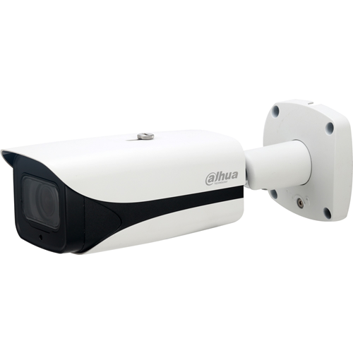 Dahua DH-IPC-HFW5442E-ZE 4 Megapixel Netværkskamera - Kugle - 50 m Night Vision - H.265, H.264, H.265+, H.264+, MJPEG - 2688 x 1520 - 4,4x Optical - CMOS - Stangmontering, Vægmontering, Loftsmontering, Vehicle Mount