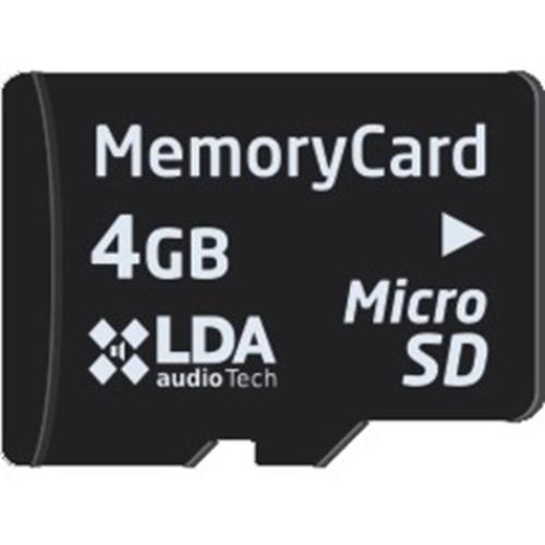 LDA ONE-BC1 4 GB microSDHC