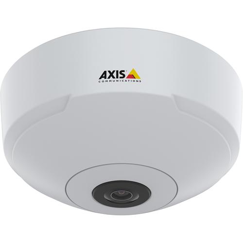 AXIS M3067-P 6 Megapixel Netværkskamera - MJPEG - 2560 x 1920 - RGB CMOS - Skrå montering, Forsænket montering, Pendelmontering, Vægmontering, Loftsmontering, Boksmontering, Stangmontering, Hjørnemontering