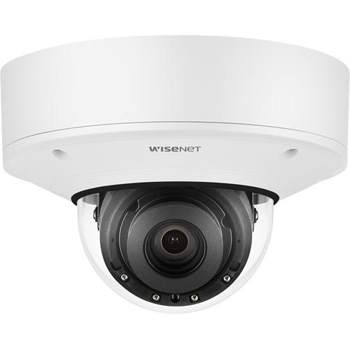 Hanwha Techwin WiseNet PNV-A9081R 8 Megapixel Netværkskamera - Kuppel - 30 m Night Vision - H.264, MJPEG, H.265 - 3840 x 2160 - 2,2x Optical - CMOS