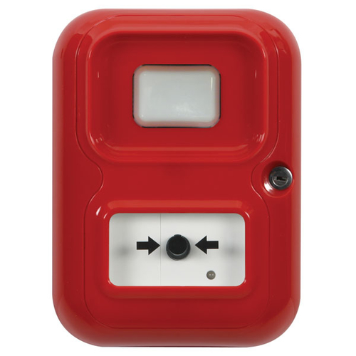 STI AP-4-R-A Manuelt opkaldspunkt - Red