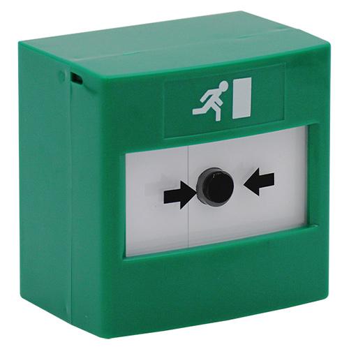 STI RP-GS2-02 Manuelt opkaldspunkt - Grøn
