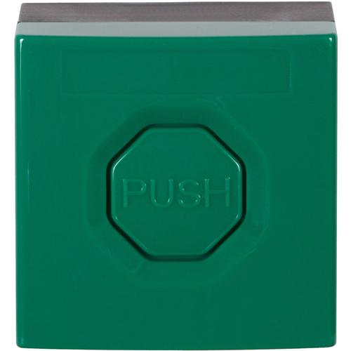 STI Stopper Station SS3-3G14 Push knap Til Indoor - Grøn