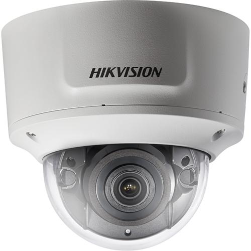 Hikvision EasyIP DS-2CD2785FWD-IZS 8 Megapixel Netværkskamera - Kuppel - 30 m Night Vision - H.265, H.265+, H.264+, H.264, MJPEG - 3840 x 2160 - 4,3x Optical - CMOS - Vægmontering, Loftsmontering, Pendelmontering, Stangmontering, Hjørnemontering