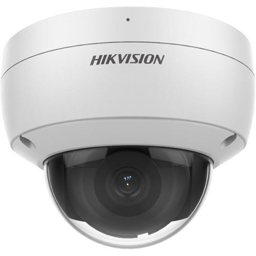 Hikvision AcuSense DS-2CD2146G2-ISU 4 Megapixel Netværkskamera - Kuppel - 30 m Night Vision - H.264+, H.264, MJPEG, H.265, H.265+ - 2592 x 1944 - CMOS - Vægmontering, Samledåsemontering, Stangmontering, Hjørnemontering, Pendelmontering