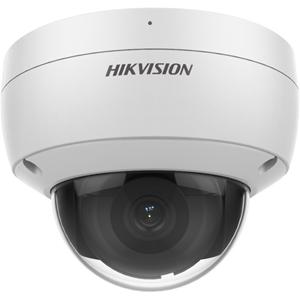 Hikvision AcuSense DS-2CD2146G2-ISU 4 Megapixel Netværkskamera - Dome  - 30 m Night Vision - H.264+, H.264, MJPEG, H.265, H.265+ - 2592 x 1944 - CMOS - Vægmontering, Samledåsemontering, Stangmontering, Hjørnemontering, Pendelmontering