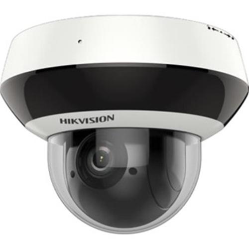Hikvision DS-2DE2A404IW-DE3 4 Megapixel Netværkskamera - Kuppel - 20 m Night Vision - H.264+, H.264, MJPEG, H.265, H.265+ - 2560 x 1440 - 4x Optical - CMOS - Vægmontering, Pendelmontering