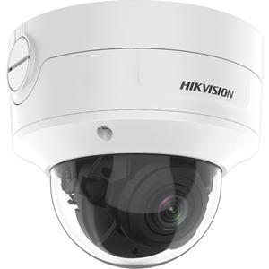 Hikvision EasyIP DS-2CD2746G2-IZS 4 Megapixel Netværkskamera - Dome - 40 m Night Vision - H.264+, H.264, MJPEG, H.265, H.265+ - 2592 x 1944 - 4,3x Optical - CMOS - Vægmontering, Hjørnemontering, Stangmontering, Pendelmontering, Loftsmontering