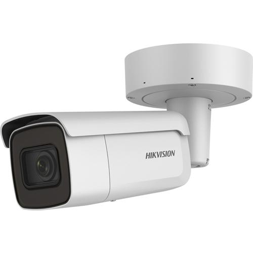 Hikvision EasyIP DS-2CD2646G2-IZS 4 Megapixel Netværkskamera - Kugle - 60 m Night Vision - H.264+, H.264, MJPEG, H.265, H.265+ - 2592 x 1944 - 4,3x Optical - CMOS - Hjørnemontering, Stangmontering