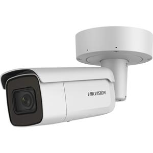 Hikvision EasyIP DS-2CD2646G2-IZS 4 Megapixel Netværkskamera - Bullet - 60 m Night Vision - H.264+, H.264, MJPEG, H.265, H.265+ - 2592 x 1944 - 4,3x Optical - CMOS - Hjørnemontering, Stangmontering