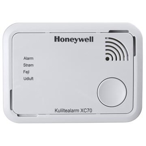 CO Alarm m. 7 års batteri